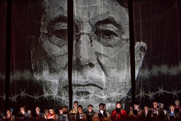 Photo Flash: First Look At THE CREATION, Part Of Mostly Mozart At Lincoln Center