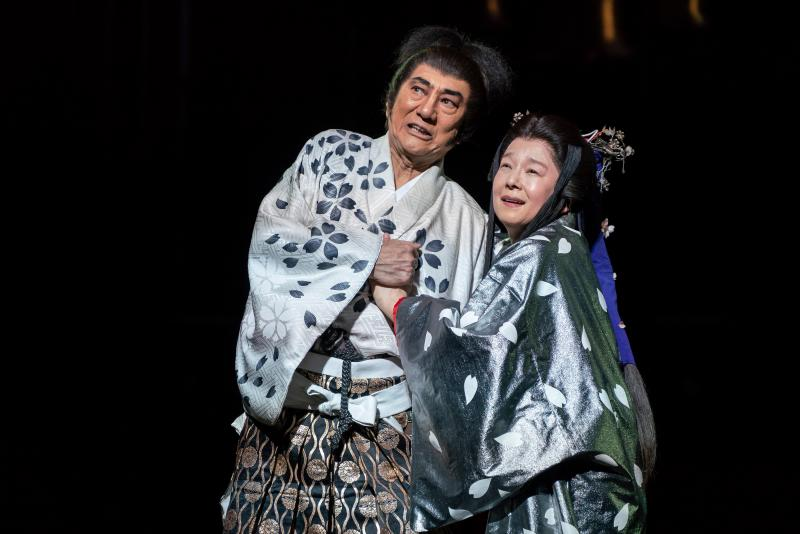 BWW Review: NINAGAWA MACBETH at Lincoln Center's Mostly Mozart Festival is Lush, Opulent & Masterful