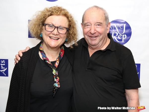 Director Nadia Tass and playwright Michael Tucker