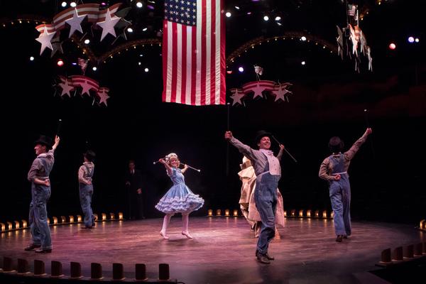 Photo Flash: Carolee Carmello Stars as Mama Rose in GYPSY at Broadway at Music Circus