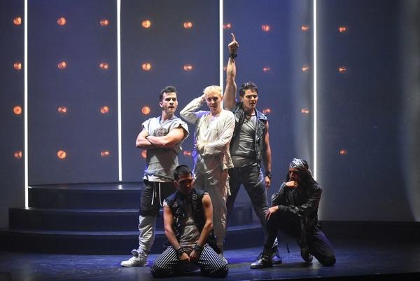 Photo Flash: ALTAR BOYZ Opens at the Cape Playhouse