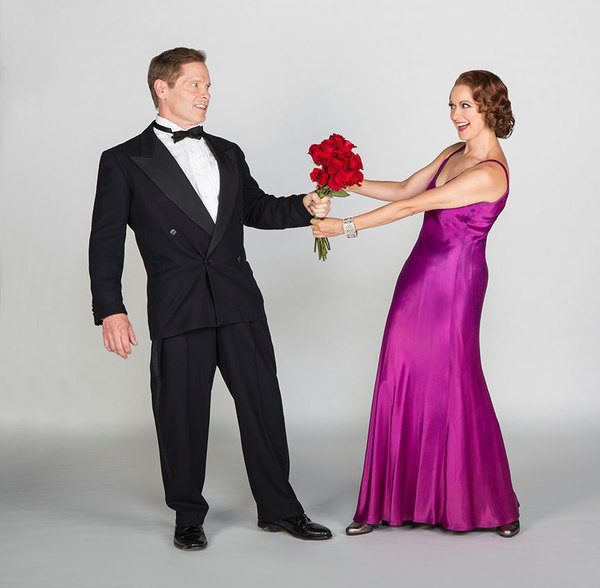 Photo Flash: First Look at Michael Hayden And Sara Topham in MUCH ADO ABOUT NOTHING