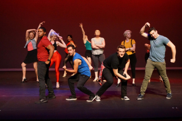 Photo Flash: LA's Next Great Stage Star Launches at the Historic El Portal Theatre