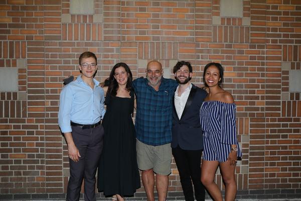 Jake Murphy, Christine Hamel, Jim Petosa, Harrison Bryan, Carla Martinez Photo