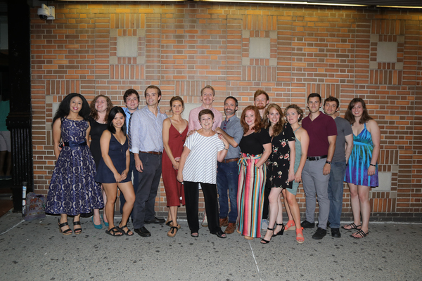 Photo Flash: Inside Opening Night of The Potomac Theatre Project's 32nd Season at The Atlantic Stage 2