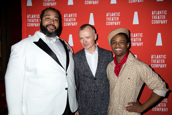 Eddie Cooper, Darko Tresnjak, John-Michael Lyles Photo