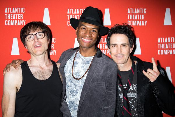 Stephen Trask, Darius Smith, Peter Yanowitz