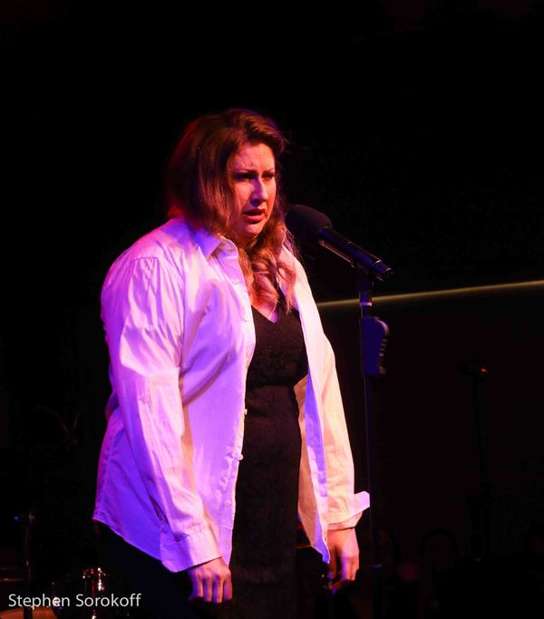 Photo Coverage: Susie Mosher Debuts THE LINEUP at the New Birdland Theater