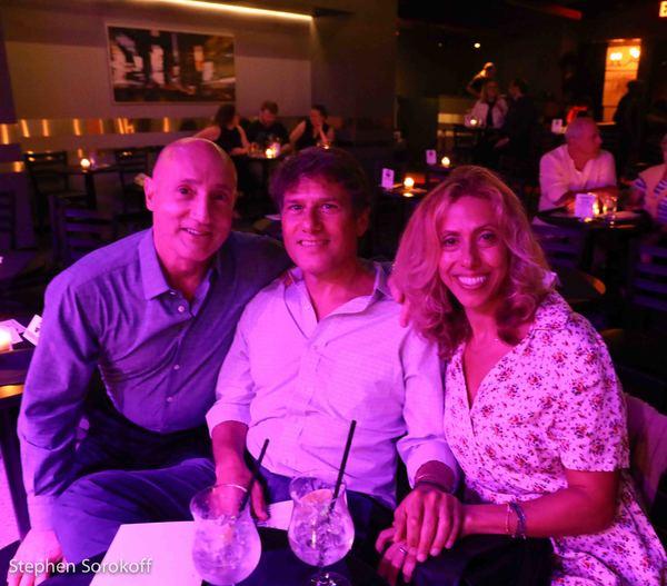 Gianni Valenti, Dr. Jeffrey Kaplan, Amanda Green
