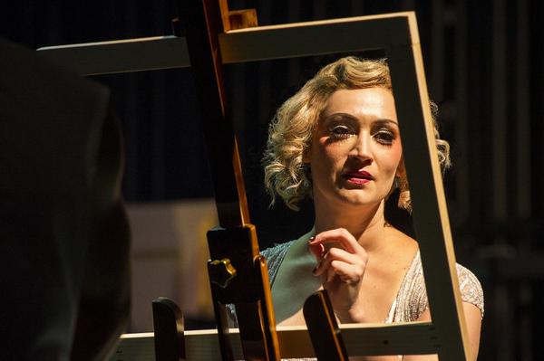 Eden Espinosa (Tamara de Lempicka)