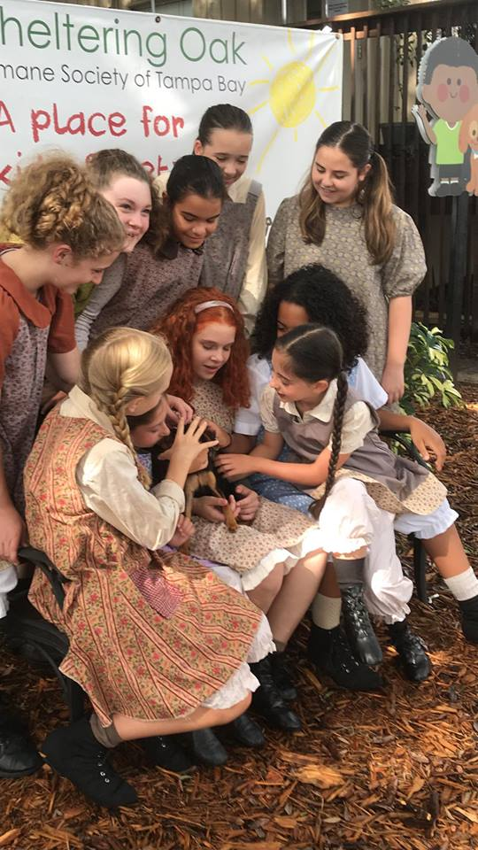 BWW Previews: NEW TAMPA PLAYERS' ANNIE BRINGS TONS OF HEART TO STAGE  at University Area CDC