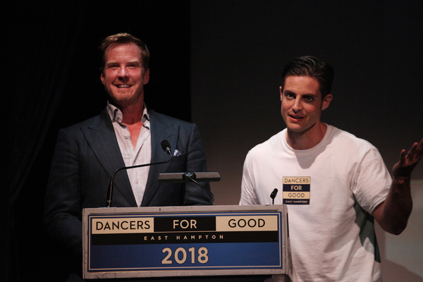 BWW Review: DANCERS FOR GOOD BENEFIT FOR THE ACTORS FUND at Guild Hall East Hampton