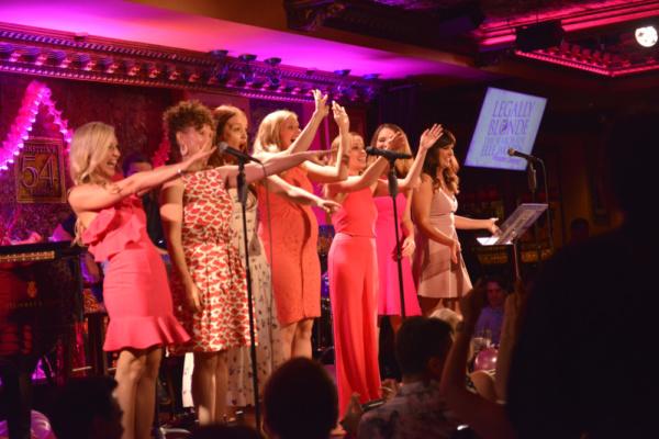 Libby Servais, Autumn Hurlbert,Lauren Zakrin, Rhiannon Hansen, Natalie Lander, Cassie Photo