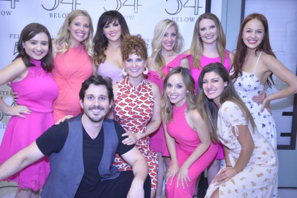 Jen Sandler, Rhiannon Hansenn, Rachel Potter,Libby Servais, Cassie Okenka, Lauren Zak Photo