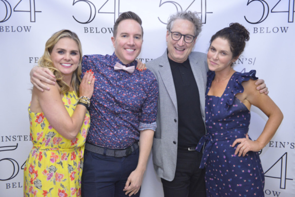 Heather Hach, Paul Canaan, Bernie Telsey and Amanda Lipitz Photo