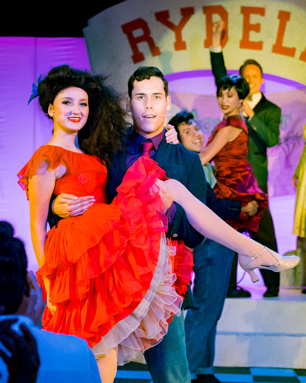 Photo Flash: In Rehearsal Photos With GREASE at TexARTS