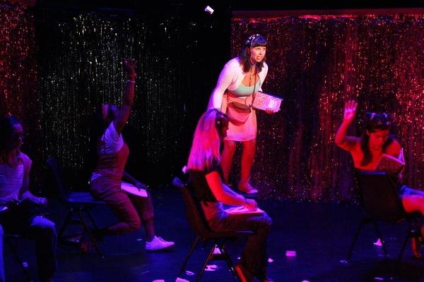 Photo Flash: DEAR DIARY LOL Comes to New Ohio Theatre Festival!
