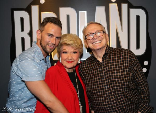 Photo Flash: Marilyn Maye Makes Birdland Theater Debut
