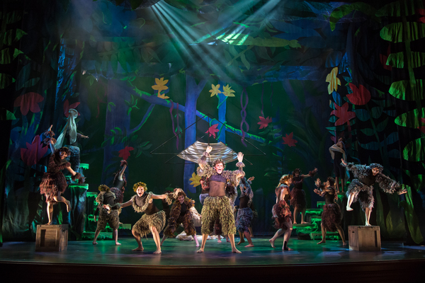 Photo Coverage: First Look at TARZAN in the Berkshires
