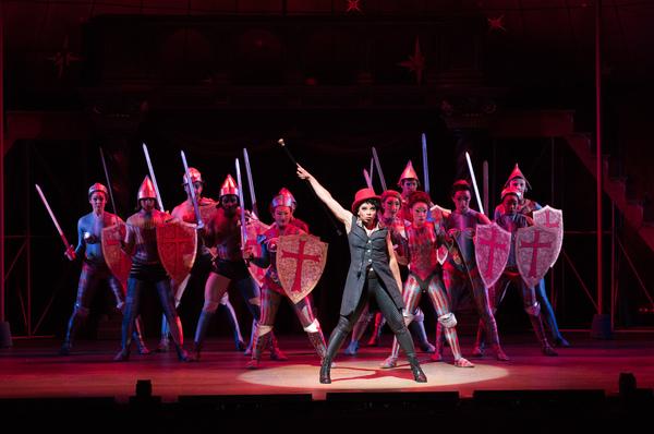 Photo Flash: Music Theatre Wichita Presents PIPPIN