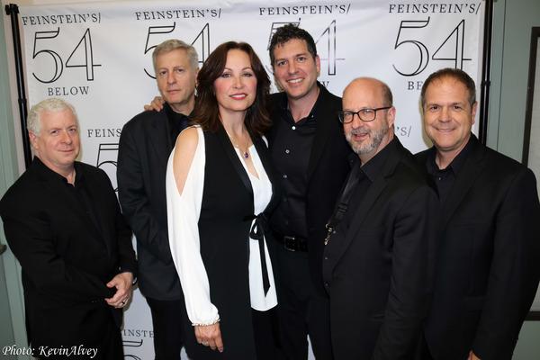 Tony Kadleck, David Finck, Linda Eder, Billy Jay Stein, Aaron Heick, Eric Halvorson