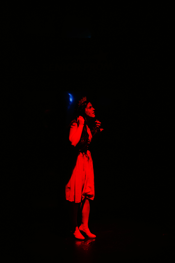 Photo Flash: First Look at CARRIE at the Depot Theatre