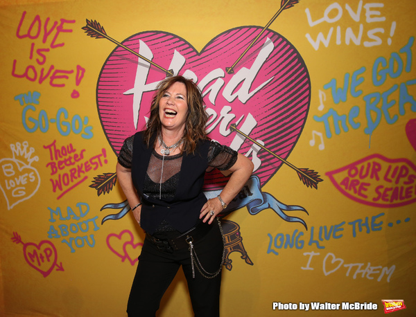 Photo Coverage: Broadway's Got the Beat! The Cast of HEAD OVER HEELS Celebrates Opening Night