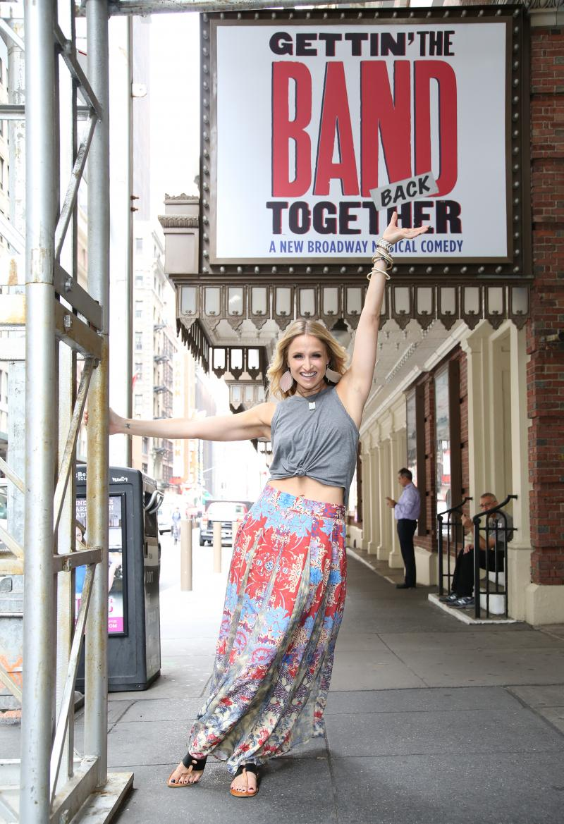 Debut of the Month: Becca Kotte Is Getting Ready for GETTIN' THE BAND BACK TOGETHER!