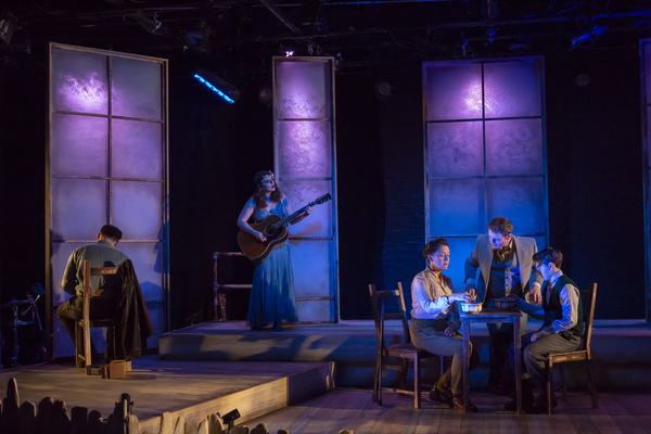 Photo Flash: First Look at Know Theatre's Whisper House