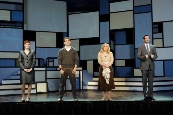 Anna Lise Jensen, Clay Cartland, Heather Kopp, Michael Scott Ross Photo