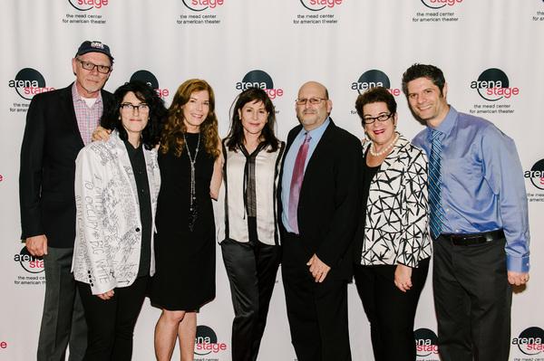 Edgar  Dobie, Tina  Landau, Allison  Thomas,  Lauren  Schuler  Donner, Mark  Kaufman, Photo