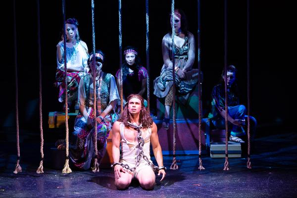 Photo Flash: Theatre By The Sea Presents JOSEPH AND THE AMAZING TECHNICOLOR DREAMCOAT
