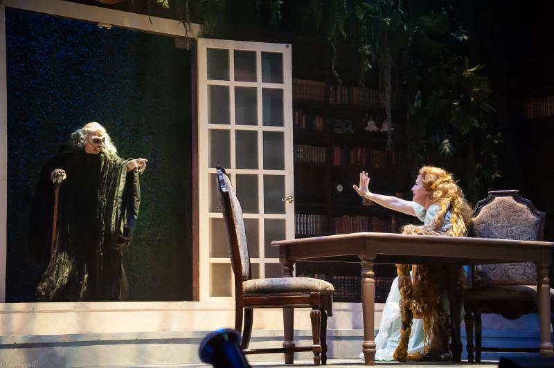 BWW Review: Charlottesville Opera Offers a Fresh and Fantastic INTO THE WOODS at the Paramount Theatre