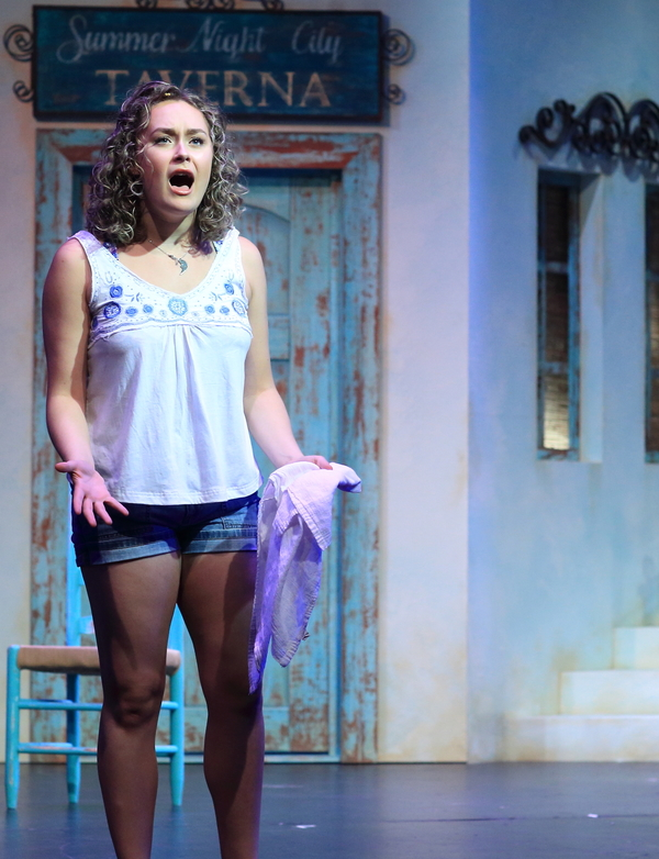 Photo Flash: MAMMA MIA at Flatrock Playhouse