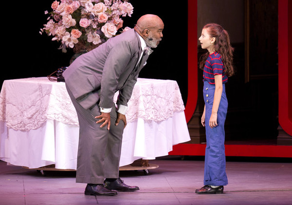 Photo Flash: Get a First Look at ANNIE at the Hollywood Bowl, Starring Megan Hilty, Ana Gasteyer, Lea Salonga, and More