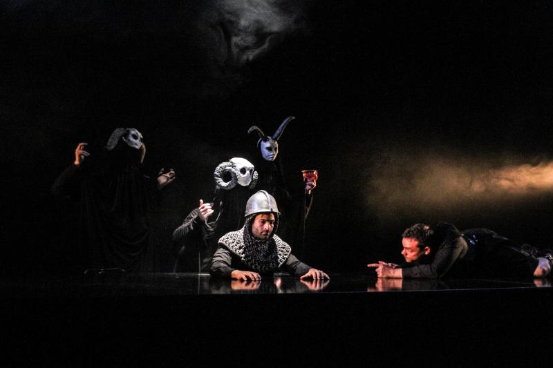 A First Look at Abrahamse & Meyer's Stunning MACBETH