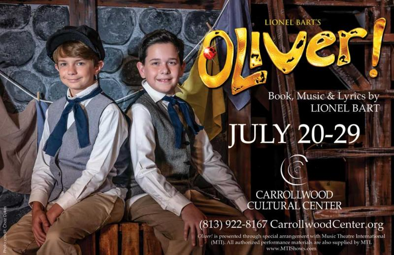 BWW Review: MAS THEATRE OLIVER - SPECTACULAR ENTERTAINMENT at Carrollwood Cultural Center