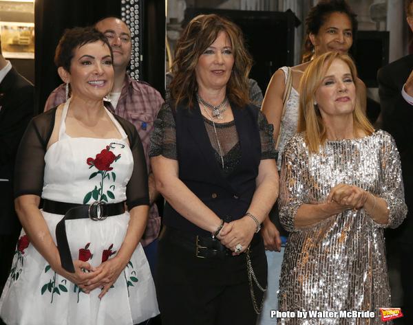 Jane Wiedlin, Kathy Valentine and Charlotte Caffey