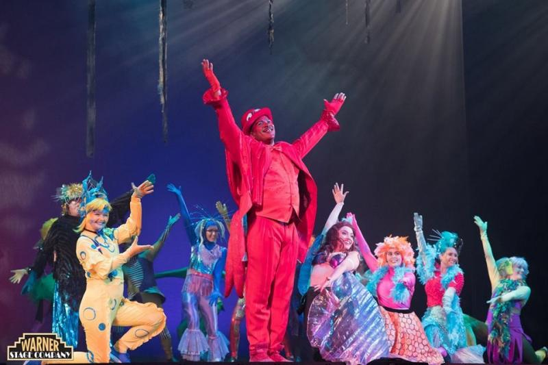 BWW Review: THE LITTLE MERMAID at the Warner Theater
