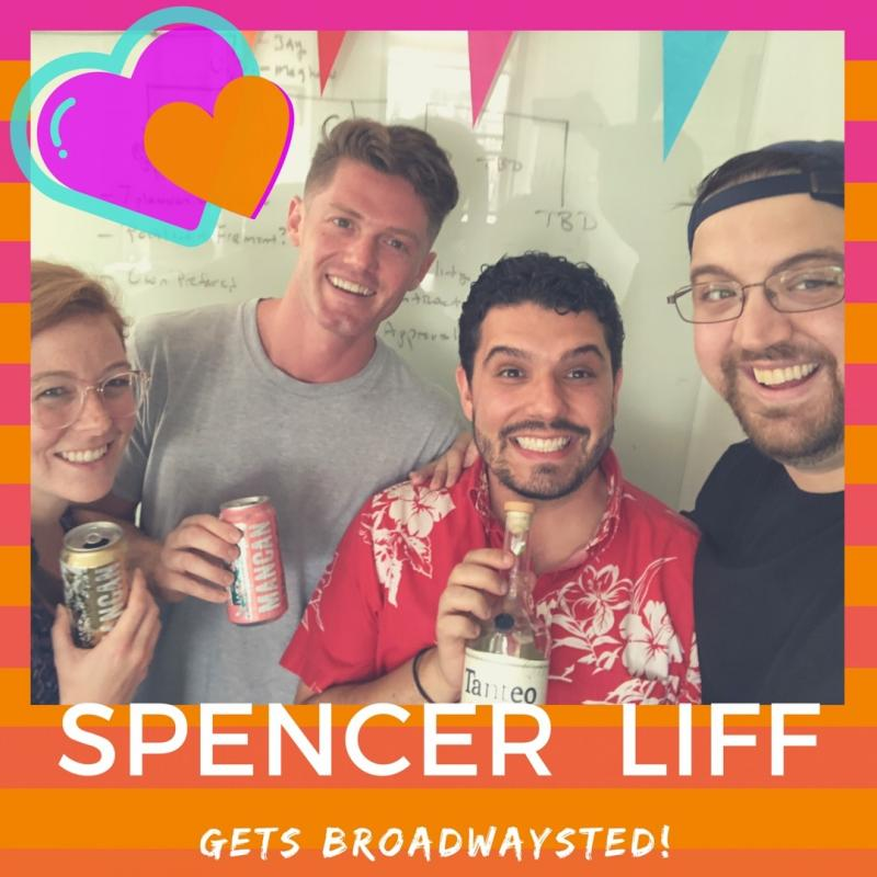 The 'Broadwaysted' Podcast Welcomes HEAD OVER HEELS Choreographer Spencer Liff