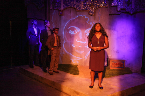Photo Flash: First Look at Flying Elephant Productions' DEFACING MICHAEL JACKSON