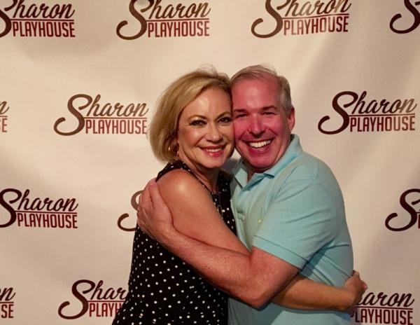 Sue Cella and John Champion