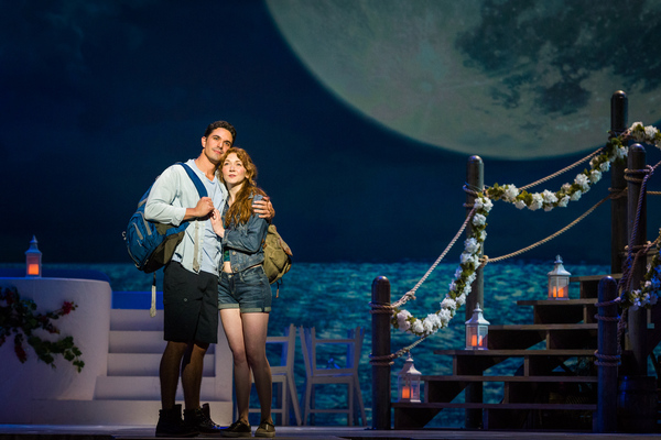 Photo Flash: First Look at MAMMA MIA! at the Ordway