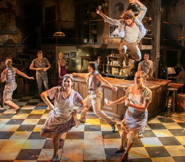 Photo Flash: Bay Street Theater Presents EVITA