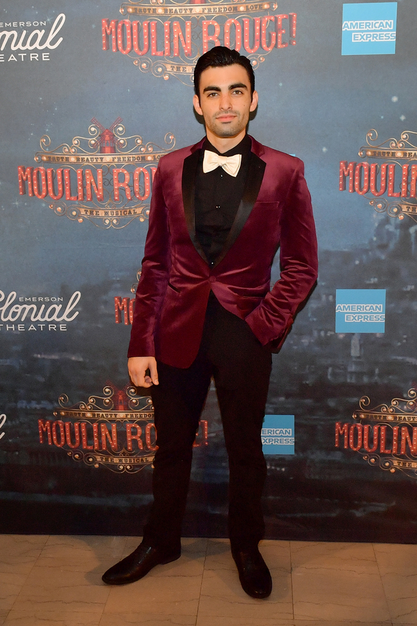 Photo Flash: Boston Can Can Can! Emerson Colonial Theatre Re-Opens with MOULIN ROUGE!