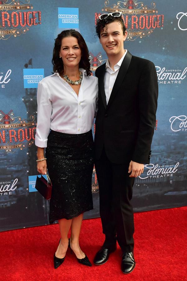 Nancy Kerrigan and Matthew Solomon