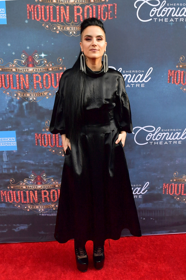 Photo Flash: Stars Hit the Red Carpet at the Grand Re-Opening of Boston's Colonial Theatre