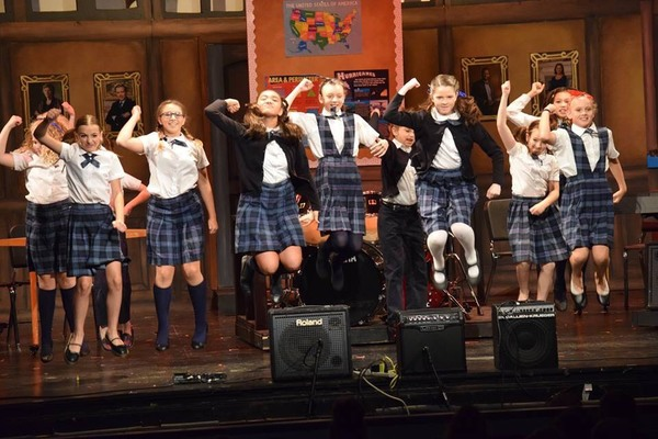 Photo Flash: UAC Theater Company Celebrates 25th Anniversary with the Regional Premiere SCHOOL OF ROCK