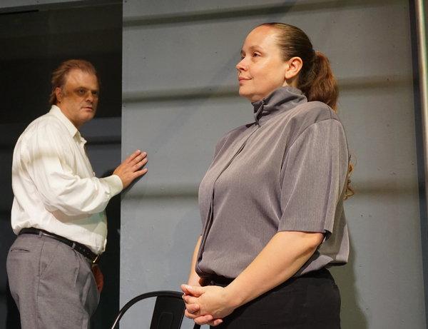 Hugh Davies as Sims Sarah Venooker as Morris