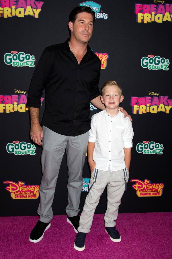 Richard H. Blake and son Photo